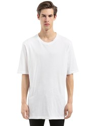 Faith Connexion Oversized Cotton Jersey T Shirt
