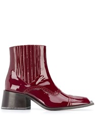 Martine Rose Ankle Boots 60
