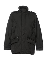 Facis Jackets Black