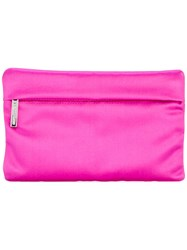 Corto Moltedo Sybil Clutch Silk Satin Pink Purple