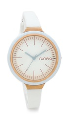 Rumbatime Orchard Enamel Watch Snow Patrol