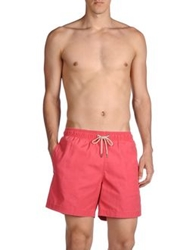 Faherty Swimming Trunks Blue