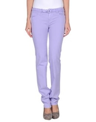 Jfour Casual Pants Lilac
