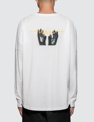 Geo Collection 3 Hands L S T Shirt