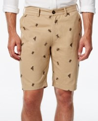 Barbour Men's Slim Fit Beetle Shorts Stone