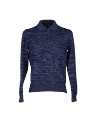 Todd Snyder Knitwear Jumpers Men Blue