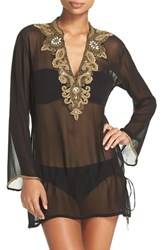 Asa Kaftans Women's Casablanca Beaded Tunic