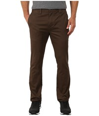 Billabong Outsider Chino Pants Earth Men's Casual Pants Brown
