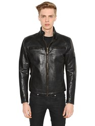 Matchless London Osborne Leather Moto Jacket