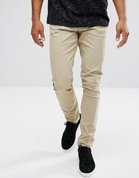 Blend Of America Slim Fit Chino 71509 Beige Brown