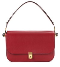 Valentino Garavani Leather Handbag Red