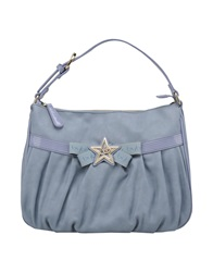 Blu Byblos Handbags Dove Grey