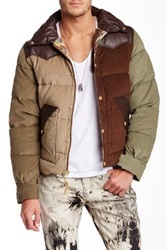 Prps Outerwear Down Jacket Multi