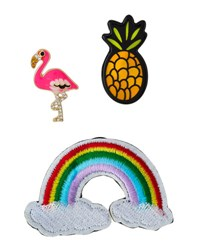 Lydell Nyc Tropical Pin Set Multi