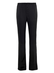 Piamita Nan Stretch Silk Trousers