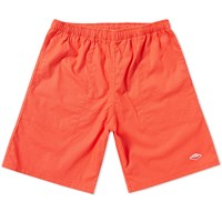 Battenwear Active Lazy Short Red