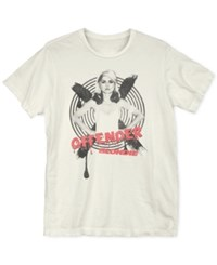New World Blondie Graphic T Shirt Cream