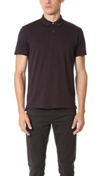 Theory Sandhurst Current Polo Shirt Imperial