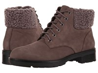 Vionic Lolland Grey Women's Lace Up Boots Gray