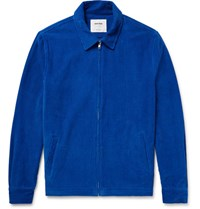 Noon Goons Club Cotton Corduroy Jacket Bright Blue