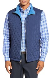 Paul And Shark Men's Reversible Quilted Vest