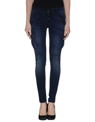 Fifty Four Denim Pants Blue