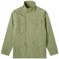 Fear Of God M 65 Jacket Green