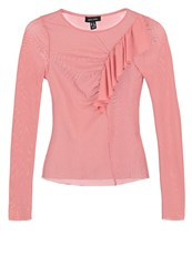 New Look Long Sleeved Top Mid Pink Rose