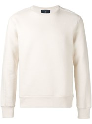 Natural Selection Ark Sweatshirt White