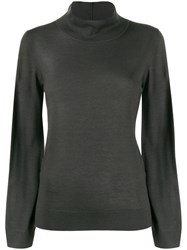 Fabiana Filippi Knitted Mock Neck Top 60