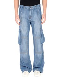 Havana And Co. Denim Denim Trousers Men