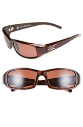 Men's Kaenon 'Beacon' 54Mm Polarized Sunglasses Tortoise Copper C12