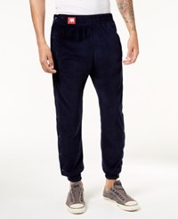 American Stitch Men's Dog Logo Joggers Navy