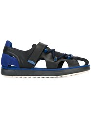 Camper Hoop And Loop Sandals Blue