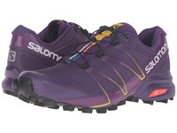 Salomon Speedcross Pro Cosmic Purple Passion Purple Black Women's Shoes