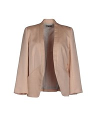 Sinequanone Suits And Jackets Blazers Women Skin Color