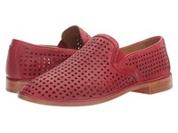 Trask Ali Perf Red Women's Slip On Shoes
