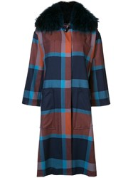 Tanya Taylor 'Camille' Coat Red