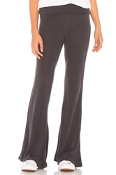 Free People Movement Division Flare Pant Charcoal
