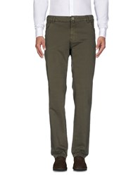 Henry Smith Casual Pants Military Green