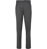 J.Crew Grey Ludlow Wool Travel Suit Trousers Gray