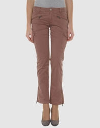 Brooksfield Casual Pants Light Brown