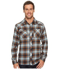 Outdoor Research Feedback Flannel Shirttm Night Saddle Long Sleeve Button Up Multi