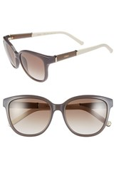 Chloe Women's Chloe 'Daisy' 54Mm Sunglasses Turtle Dove