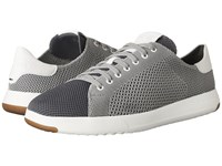 Cole Haan Grandpro Tennis Stitchlite Magnet Optic White Optic White Shoes Gray