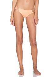 Indah Sasa Criss Cross Bottom Peach