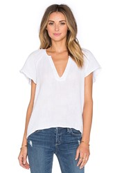 Samandlavi Avery Top White