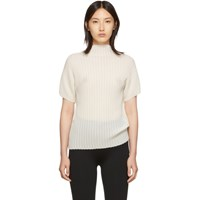 The Row Off White Karolina T Shirt