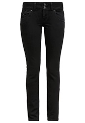 Ltb Molly Slim Fit Jeans Black Black Denim