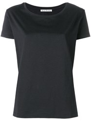 Acne Studios Eldora T Shirt Black
